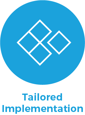 Tailored Implementation